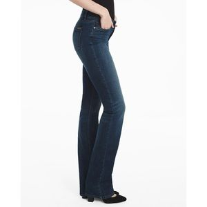 NWT White House Black Market Slim Bootcut Jeans